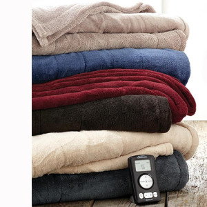 consumer reviews on sunbeam electric throw blanket