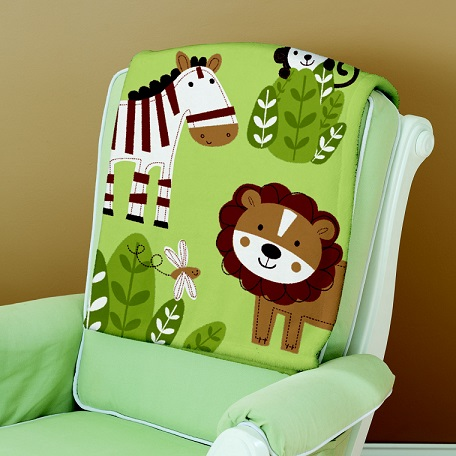 Cute Animal Plush Baby Blankets