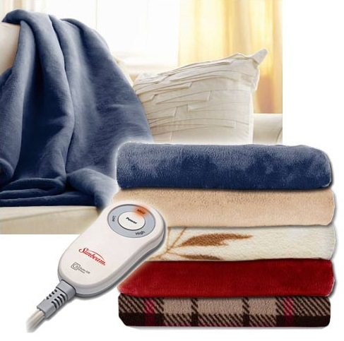 Most Recommended Sunbeam Electric Blanket