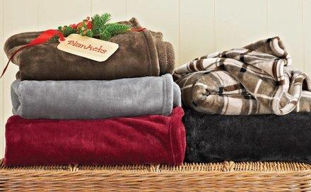 Quality Plush Blankets