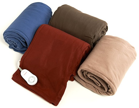 Reviews for Quality Electric Heated Throw Blanket