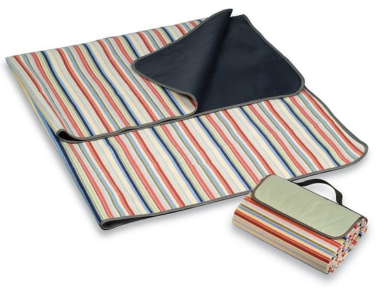 Rviera Large Picnic Blanket