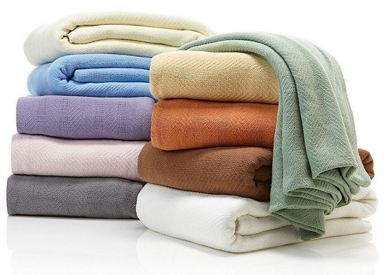 All About Cotton Blankets