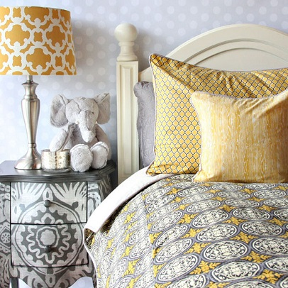 Discover Modern Vintage Bedding Design Ideas