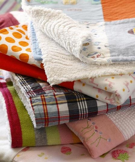 Fuzzy Memory Blankets