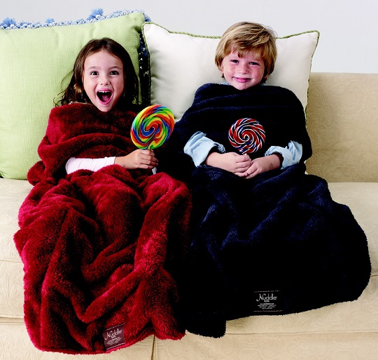 Kids Fleece Blankets