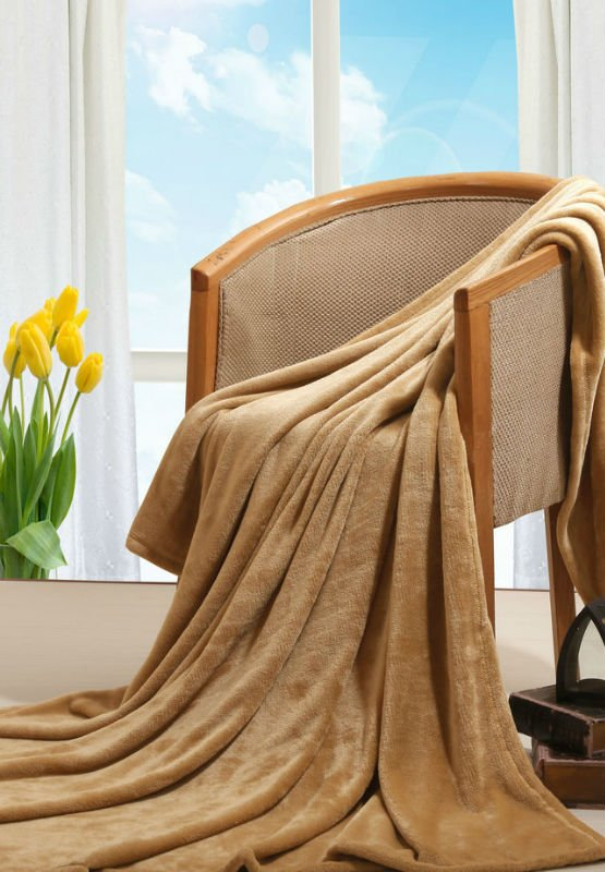 Organic Cotton Blankets Queen
