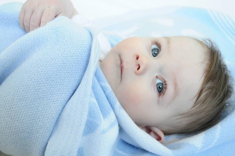 Original Comfy Baby Cashmere Blanket