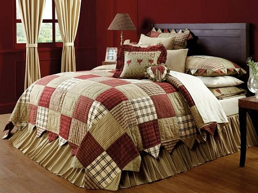 Western Country Bedding