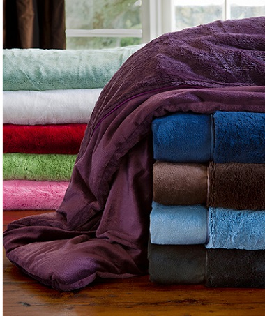 Discover Warm Winter Blankets
