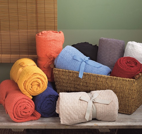 Quality Chenille Throw Blankets